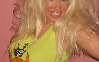 """Kristiina """"Bellanova"""" Raudsepp is set to star in a Ohmygossip Couture ad"""