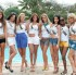 Miss Universe 2011 @ Casa Grande: International beauty queens show off their sexy bodies in Guaruja