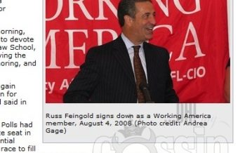 Russ Feingold will not run for Senate or Wisconsin governor