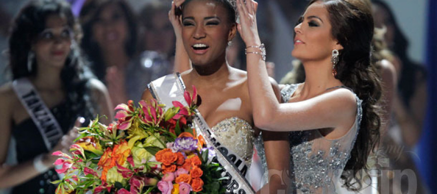 Miss Universe 2011 is beautiful miss Angola — Leila Lopes! Final results, special awards + gallery!