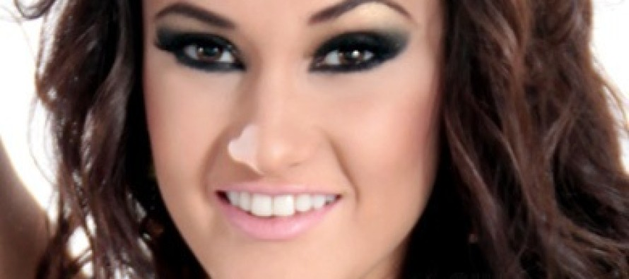 Miss Earth Guatemala 2011 Ana Luisa Montufar: Guatemala is a privileged country due to its geographical position