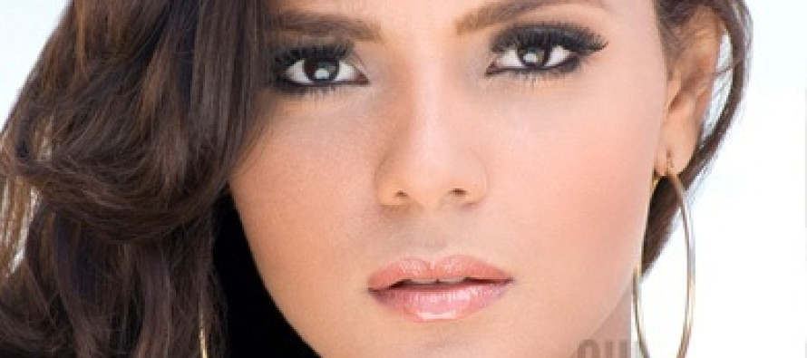 Miss Earth Puerto Rico 2011 Agnes Benitez: Joining the modeling agency made me who I am today