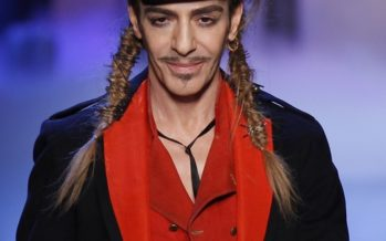 "How much does it cost to hate Jews?  For John Galliano, it's $8500. Ilana Angel: His ""punishment"" should have taught him something!"