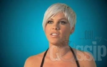 Pink's Facebook page hacked
