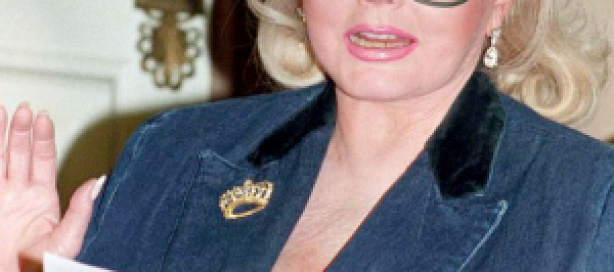 Zsa Zsa Gabor has stomach surgery