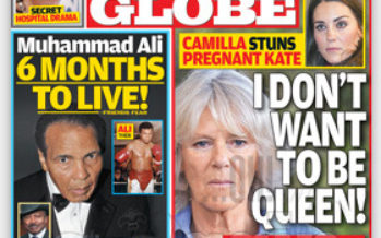 Muhammad Ali H´has six months to live?