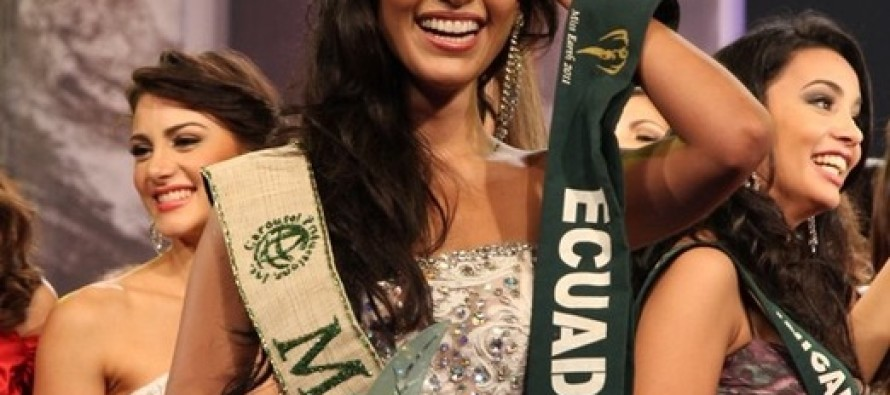 Miss Earth 2011 is Olga Alava from Ecuador + Final results