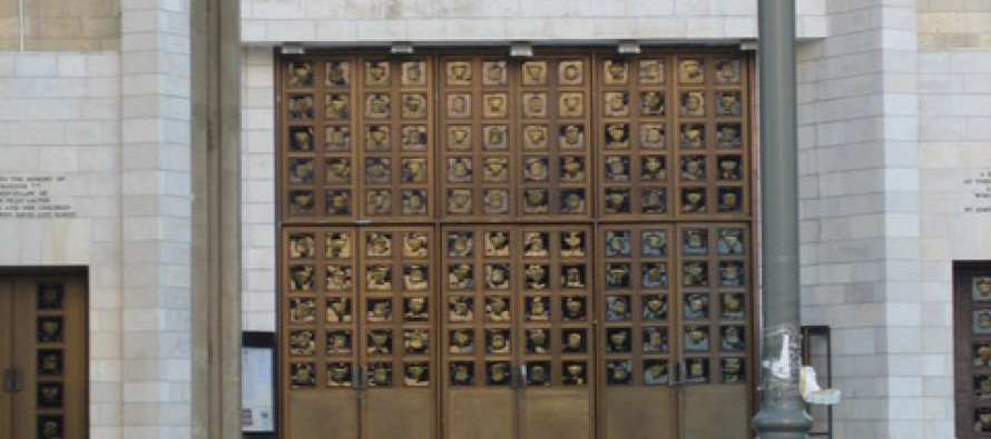 Israel: The Great Synagogue of Jerusalem (Gallery: The Great Synagogue of Jerusalem + King George Street)