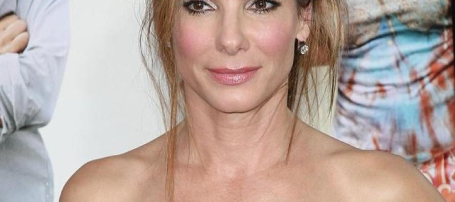 Sandra Bullock plans to spoil son at Christmas