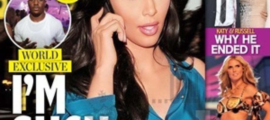 Kim Kardashian wanted Reggie Bush back