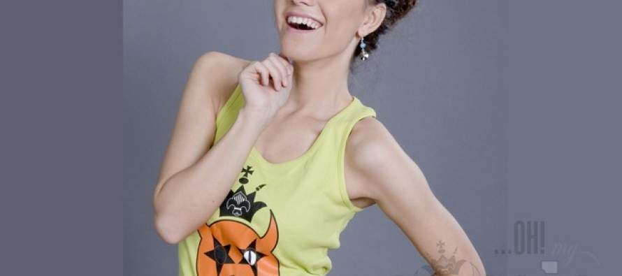 Miss Earth Estonia 2011 Xenia Likhacheva: I want to become a good conductor and musician