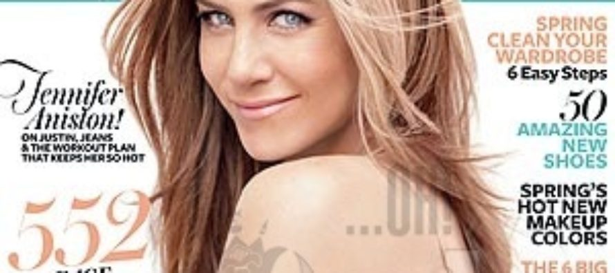Jennifer Aniston: I feel young