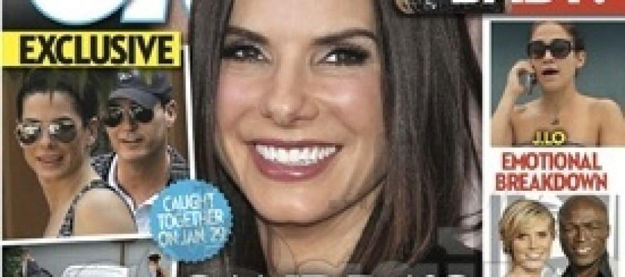 Sandra Bullock dating Jonathon Komack Martin?