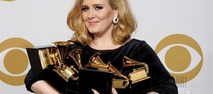 Adele wants helicopter landing license