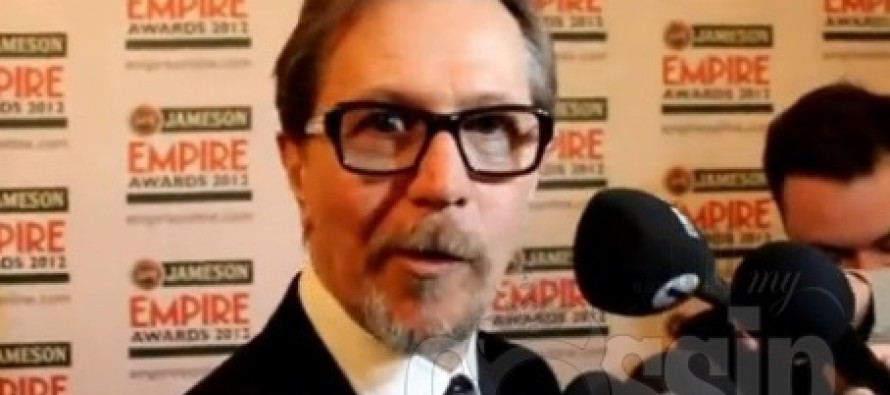 Gary Oldman: The Golden Globes are bent