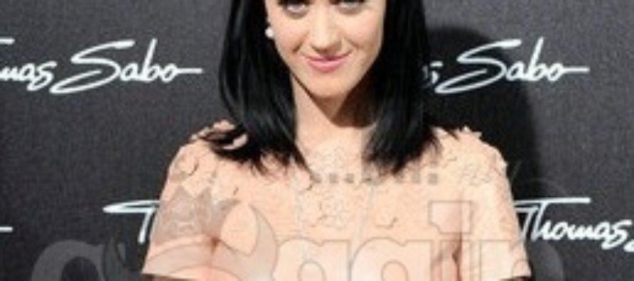 Katy Perry dating Baptiste Giabiconi?