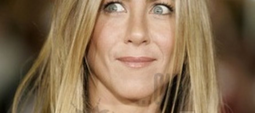 Jennifer Aniston: New York is like a fishbowl