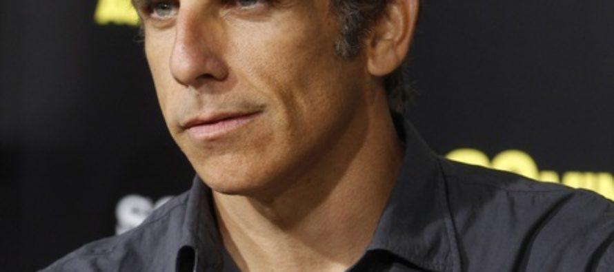 Ben Stiller: Acting is easier than fatherhood