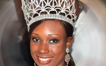 Miss British Virgin Islands Universe 2012 Abigail Hyndman