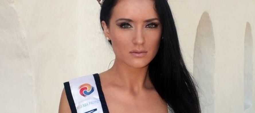 Miss Asia Pacific World 2011 Diana Starkova will crown her successor in South Korea on June 16