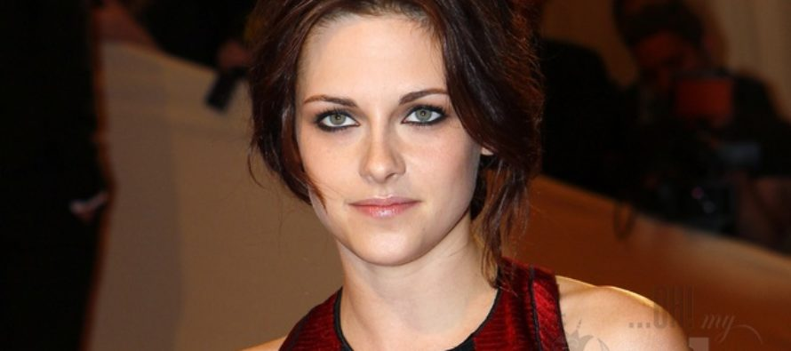 Kristen Stewart: I want to direct movies and I love to drive