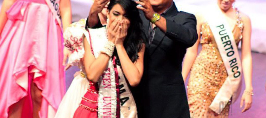 Miss Teen Universe 2012 is Sasha Nikyta Kam