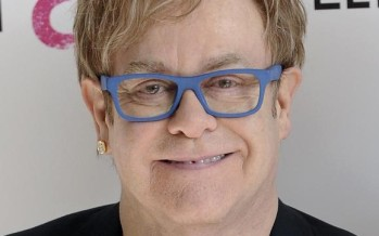 Elton John hospitalised for serious respiratory infection