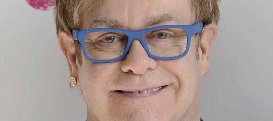 Elton John hospitalised for serious respiratory infection