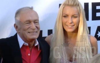Hugh Hefner, Crystal Harris reunited at Playboy mansion?