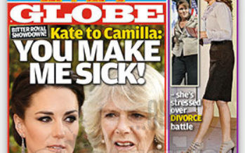Kate Middleton and Camilla Parker Bowles: It's War!