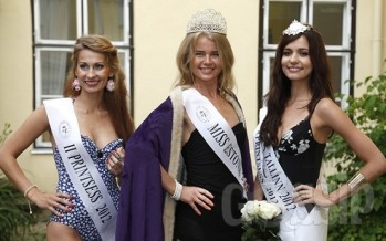 Miss Estonia Universe 2012 Kätlin Valdemets