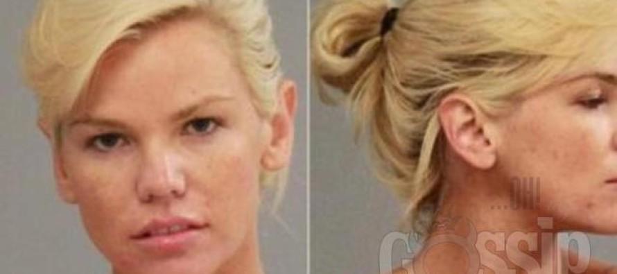 Playboy-modell Colleen Shannon tatt for å smugle kjæresten over grensa fra Canada