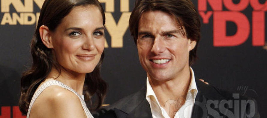 What Katie Holmes got from Tom Cruise