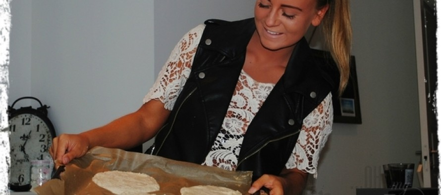 Norske blogger Marthe Borge: Hjemmelaget pitabrød