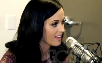 Katy Perry to sing for Barack Obama