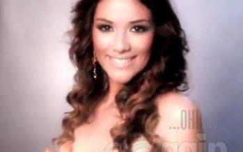 Miss Universe El Salvador 2012 Ana Yancy Clavel