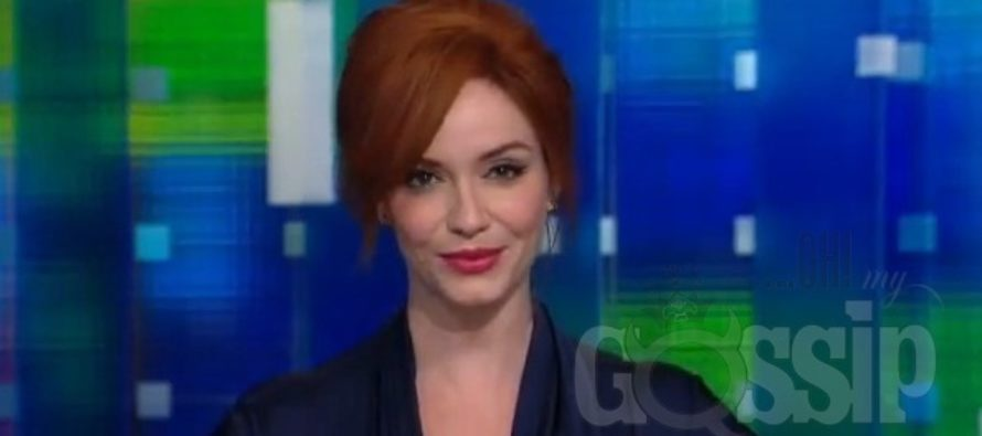 Christina Hendricks doesn't want Mad Men to end