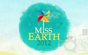 Miss Earth 2012 in Manila, Philippines