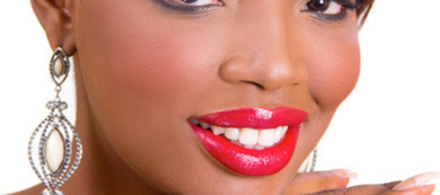 Miss Earth Haiti 2012 Chersonese Archange: One must be always proud of one's country