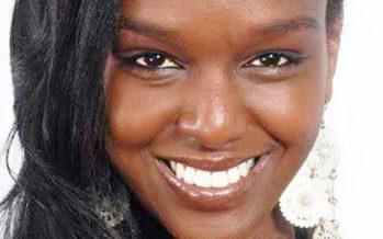 "Miss Earth Kenya 2012 Fiona Konchellah: I am an ambassador to the ""Tree is Life"" campaign"