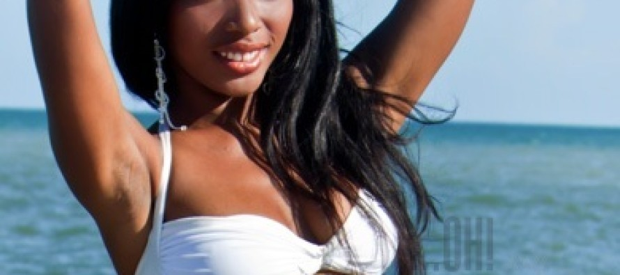 Miss Earth Belize 2012 Jessel Lauriano: My advocacy is to promote recycling and sustainable energy