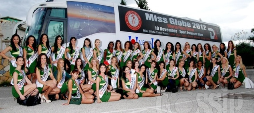 Gallery: Miss Globe 2012 in Albania (vol2)