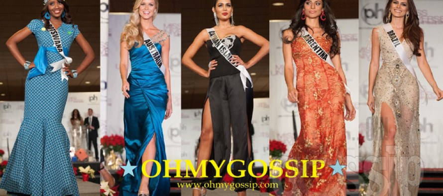 Miss Universe 2012: Welcome Event (vol1)