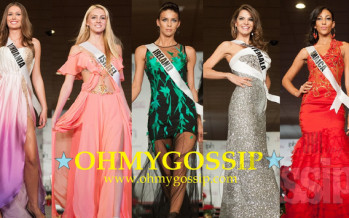 Miss Universe 2012: Welcome Event (vol3)
