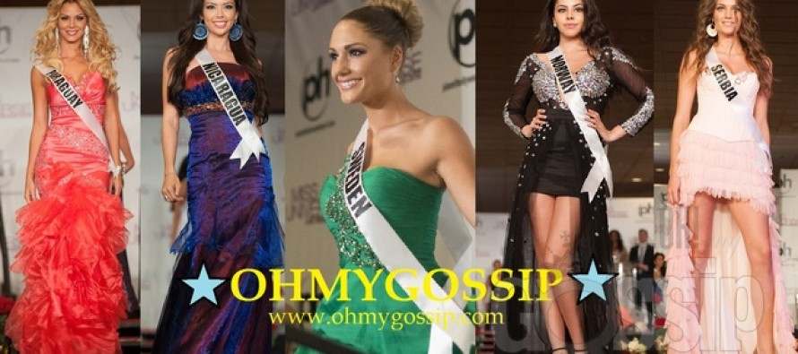 Miss Universe 2012: Welcome Event (vol4)