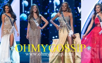 Miss Universe 2012: Presentation Show Evening Gown Competition (vol1)