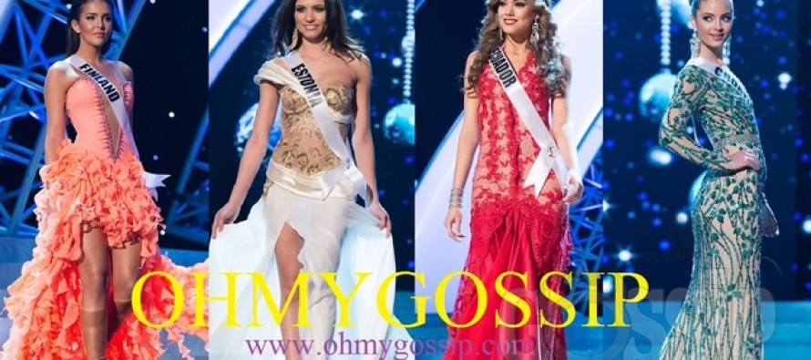 Miss Universe 2012: Presentation Show Evening Gown Competition (vol2)