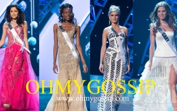 Miss Universe 2012: Presentation Show Evening Gown Competition (vol3)