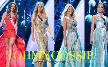Miss Universe 2012: Presentation Show Evening Gown Competition (vol5)