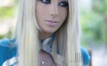 Russiske Valeria Lukyanova gjør alt for å ligne ei Barbie-dokke
